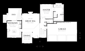 mascord house plan 1215 the earlington