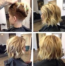 blonde bobbed hair with dark underneath 30 popular short blonde thin hairstyles blonde hairstyles 2017
