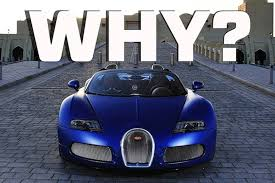 bugatti superveyron five reasons the bugatti veyron is the most overrated car on the