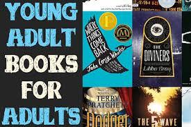 25 ya books for adults who don t read ya