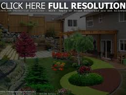 Backyard Hillside Landscaping Ideas Landscaping Ideas Backyard Christmas Lights Decoration
