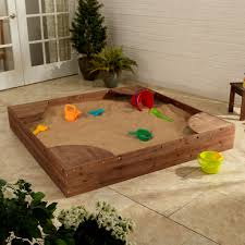 kid 00503 backyard sandbox espresso sandbox espresso and backyard