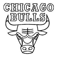 chicago bulls coloring pages murderthestout