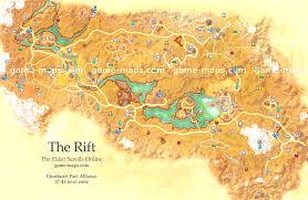 Elder Scrolls World Map by Eso World Map Evenakliyat Biz