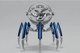 horloge de bureau design octopod une horloge de bureau design pour 36 000