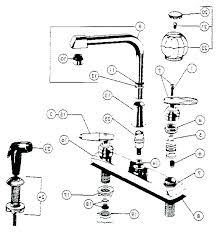 kohler kitchen faucets replacement parts kitchen faucet repair pizzle me