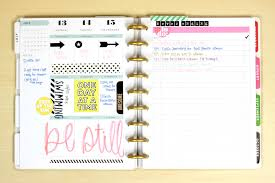 time design planner the happy planner a never ending to do list me my big ideas