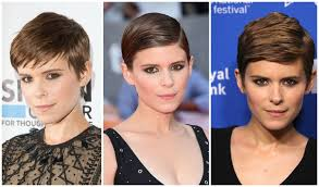 celebrity short haircut idea kate mara u0027s pixie glamour