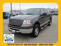 used 2006 ford f150 used 2006 ford f 150 milwaukee wi near neenah wi russ darrow