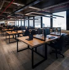 Offices Designs Interior by Best 20 Black Office Ideas On Pinterest Black Office Desk
