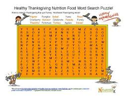 15 best thanksgiving printables images on nutrition