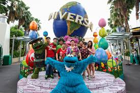 Easter Decorations Singapore by What To Expect At Universal Studios Singapore Easter