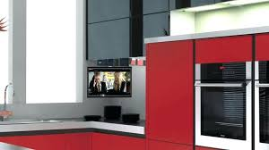 best buy under cabinet tv kitchen cabinet tv advertisingspace info