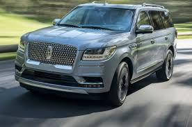 2018 lincoln navigator debuts at new york auto show the drive