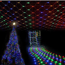accessories color changing led tree lights string