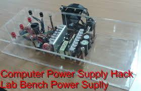 converting computer atx power supply to lab bench power supply