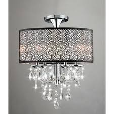 Bronze Chandelier With Crystals Bronze Finish Ceiling Lights For Less Overstock Com