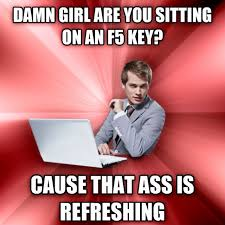 Hot Sex Memes - overly suave it guy meme is really more of a pervert it guy with