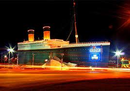 titanic museum branson mo branson titanic museum exhibit