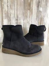 ugg australia s glen boot ugg australia s wedge us size 8 ebay
