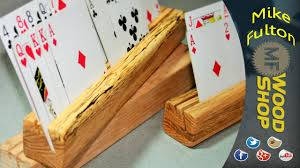 playing cards holder youtube
