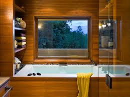 bathroom large mirror single vanity building skin corten steel