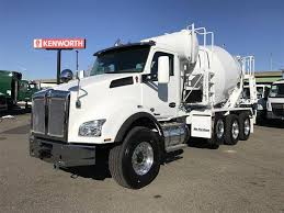 kenworth concrete truck 2018 kenworth t880 mixer trucks asphault trucks concrete trucks