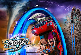 Six Flags Birthday Six Flags Over Georgia Unveils New Hybrid Coaster For 2018