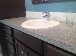 Cheap Bathroom Countertop Ideas Laminate Vanity Countertops Home Interior