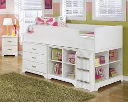 furniture storage loft bed ideas alongside white loft bed with