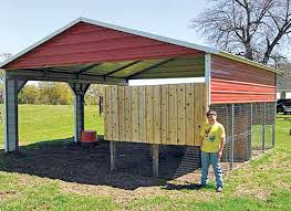 coop inspiration 10 3 a carport coop countryside network carport chicken coop