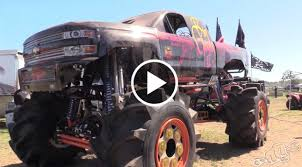 monster truck crashes video big guns 2 monster mud truck u2013 speed society