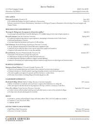 Resume Sample Of Undergraduate Student by Resume Sample College Undergraduate Augustais