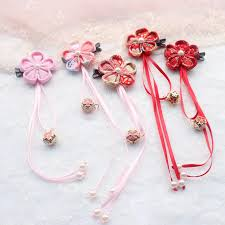 japanese hair accessories handmade japanese style wind crepe kimono bathrobe cos accessories