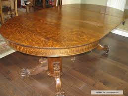 Duncan Phyfe Dining Table Worth by Duncan Phyfe Sofa 17 Dining Table Tiger Oak Pedestal Dining