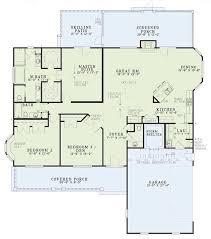 Rambler Open Floor Plans Rambler House Plan Tuscany L Main Floor Lake House Bathroom 17