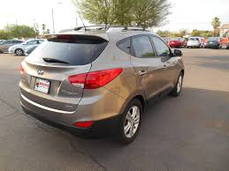 certified pre owned 2012 hyundai tucson limited sport utility in