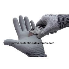 gant de protection cuisine anti coupure gants anticoupure niveau 5