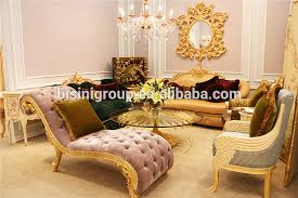 Gold Fabric Sofa Lovely New Rococo Style Velvet Couch In Shell Shape New Classical