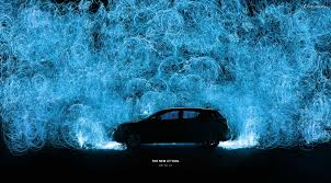new lexus electric car new lexus art project comes from korea autoevolution