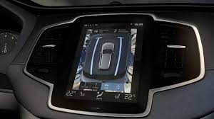 volvo new truck 2016 2016 volvo xc90 tablet like sensus is the future of infotainment