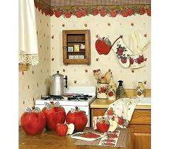 apple kitchen canisters apple kitchen charming country kitchen decor themes country