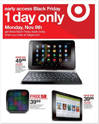 target black friday special on ipad minis the target black friday ad for 2015 is out u2014 view all 40 pages