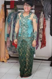 contoh gambar kebaya desain model kebaya modern untuk wanita gemuk info fashion terbaru