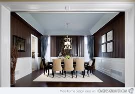 Striped Wall Accents In  Dining Room Designs Home Design Lover - Dining room accent wall