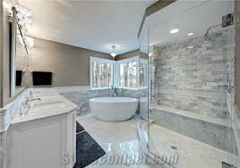 marble bathrooms ideas carrara marble bathroom designs with bianco carrara marble