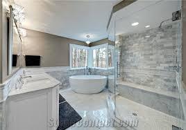 marble bathrooms ideas carrara marble bathroom designs with ideas about carrara