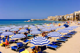 Sicily Italy Map Top 5 Beaches In Sicily