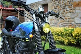 honda cb 250 duett cb250 the bike shed
