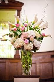 wedding altar flowers wedding flowers part iii ceremony flowers reception flowers and
